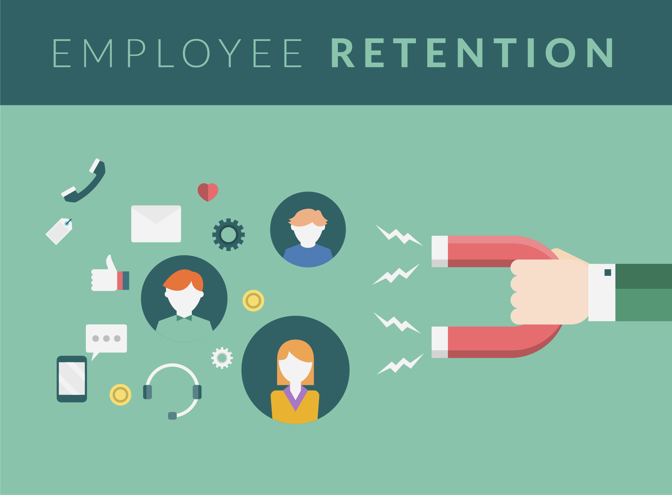 Strategies to Retain Talent in the Company for the Coming Times